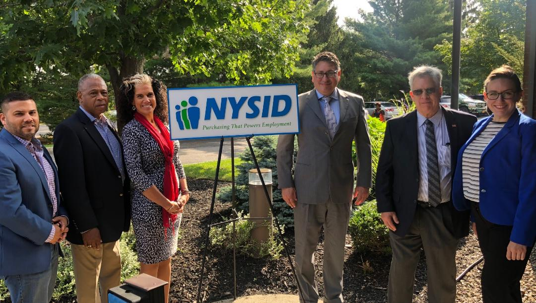 NYSID Veterans' Summit Promotes Awareness, Employment and Holiday Giving Among Statewide Attendees