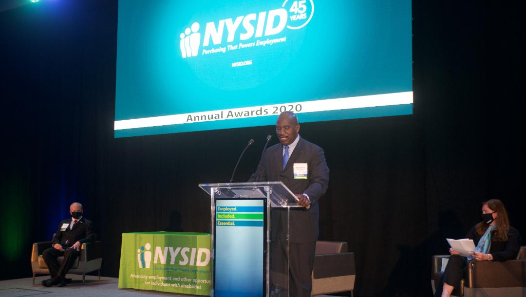 NYSID Appointed Vice Chair, Stanfort Perry, to Chair of the Board of Directors at 2020 Annual Meeting