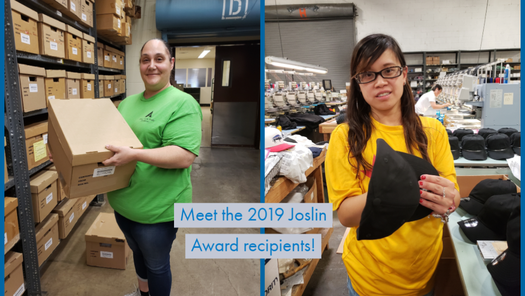 2019 Joslin Award Winners Exemplify Workplace Excellence