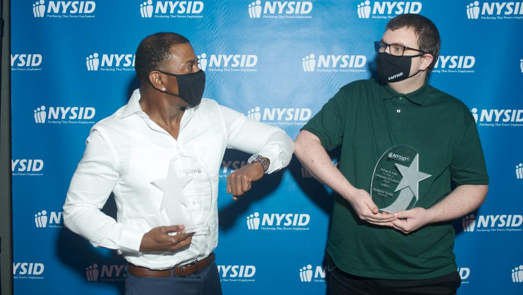 Meet the Joslin Award COVID Heroes!