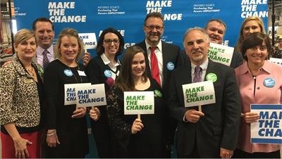 'Making the Change' on Capital News Tonight
