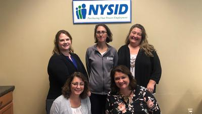 "Saluting NYSID's ""First Impression"" Team"