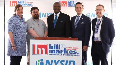 New NYSID Distribution Program Takes to the Road